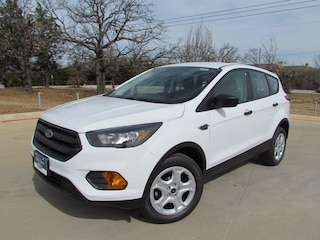 New 2019 Ford Escape S SUV For sale Denton TX