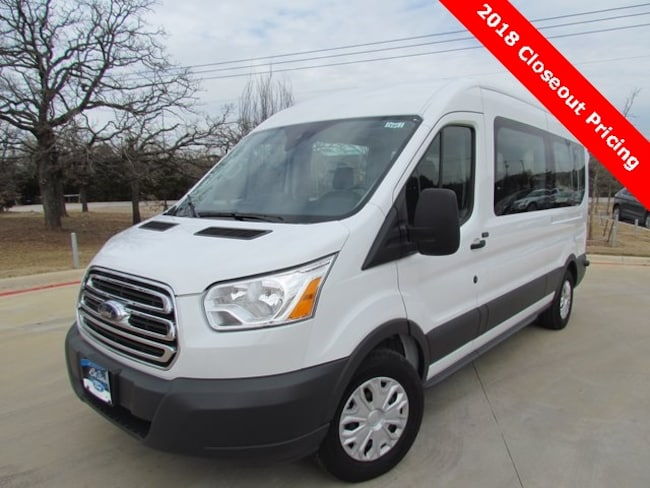 New 2018 Ford Transit-350 Wagon For Sale/lease in Denton, TX