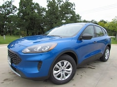 New 2020 Ford Escape S SUV For Sale in Denton, TX