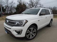 New 2021 Ford Expedition King Ranch SUV For Sale in Denton, TX