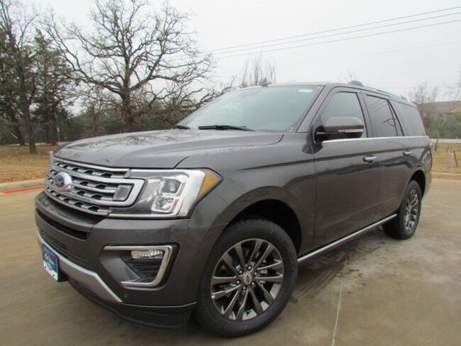 New 2019 Ford Expedition Limited SUV For Sale/lease in Denton, TX
