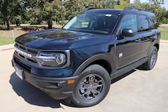New 2021 Ford Bronco Sport Big Bend SUV For Sale in Denton, TX