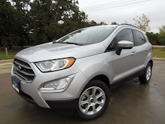 New 2020 Ford EcoSport SE SUV For Sale in Denton, TX