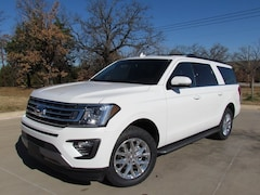 New 2021 Ford Expedition Max XLT SUV For Sale in Denton, TX