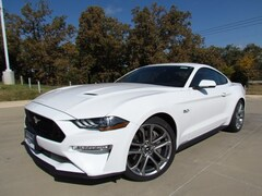 New 2020 Ford Mustang Coupe For Sale in Denton, TX