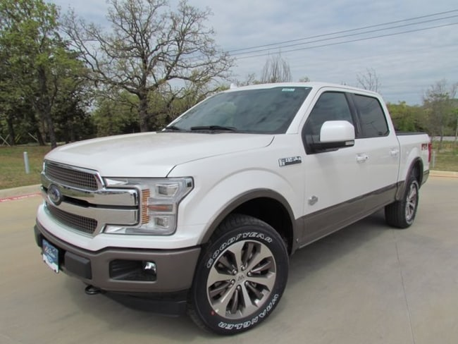 New 2019 Ford F-150 King Ranch Truck For Sale/lease in Denton, TX