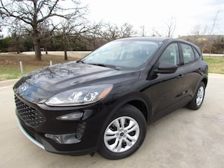 New 2021 Ford Escape S SUV For sale Denton TX
