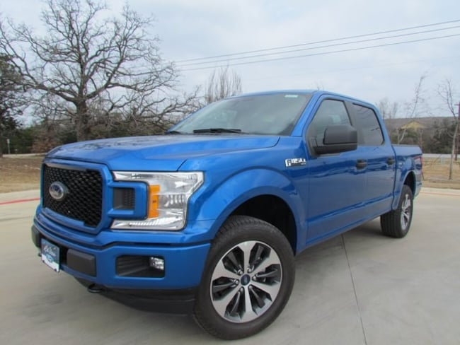 New 2019 Ford F-150 STX Truck For Sale/lease in Denton, TX