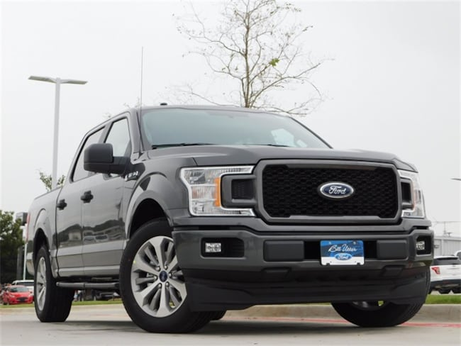 New 2018 Ford F-150 STX Truck in Denton, TX