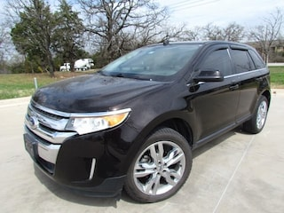 new 2013 Ford Edge Limited SUV for sale denton, tx