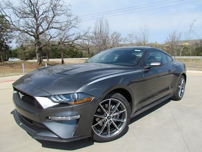 Ford Mustang Lease >> New 2019 Ford Mustang For Sale Lease Denton Tx Vin