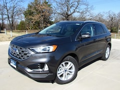 New 2020 Ford Edge SEL SUV For Sale in Denton, TX
