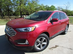 New 2021 Ford Edge SUV For Sale in Denton, TX