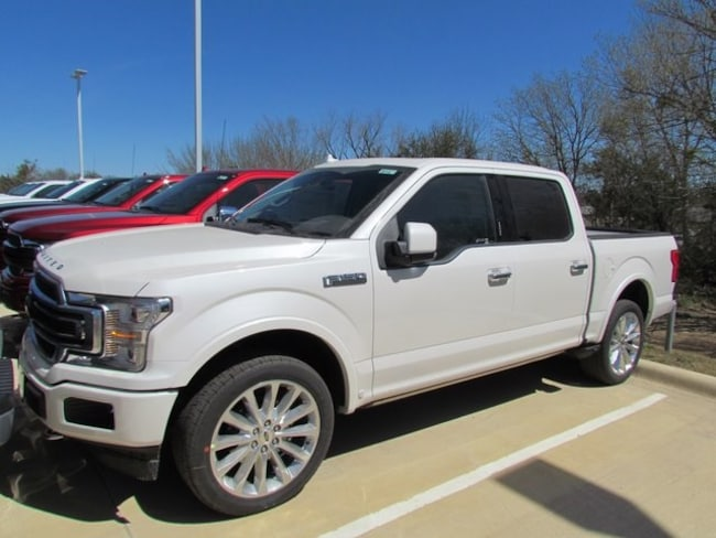 New 2019 Ford F-150 Limited Truck For Sale/lease in Denton, TX