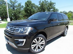 New 2020 Ford Expedition Max Limited SUV For Sale in Denton, TX