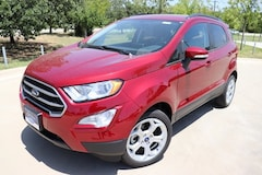 New 2021 Ford EcoSport SE SUV For Sale in Denton, TX