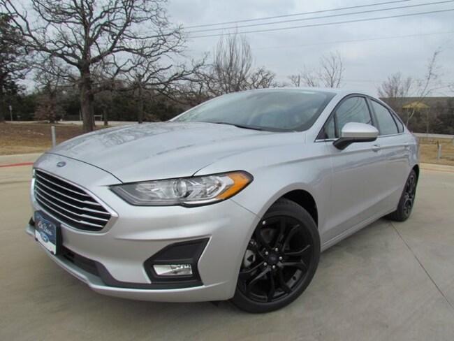 New 2019 Ford Fusion SE Sedan in Denton, TX
