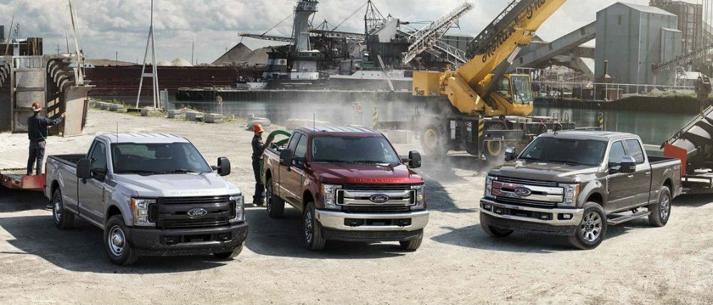 2019 Ford F-250 Super Duty Durant, OK Bill Utter Ford