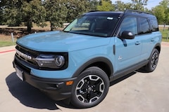 New 2021 Ford Bronco Sport Outer Banks SUV For Sale in Denton, TX
