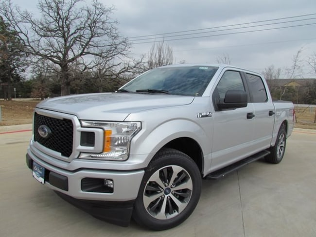 New 2019 Ford F-150 STX Truck in Denton, TX