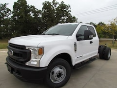 New 2020 Ford F-350 Chassis Truck For Sale in Denton, TX