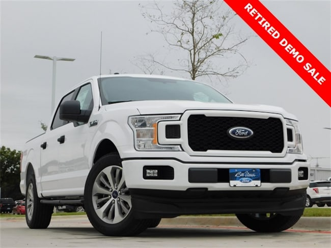 New 2018 Ford F-150 STX Truck For Sale/lease in Denton, TX