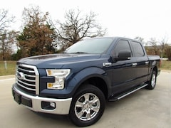 Used 2016 Ford F-150 XLT Truck For Sale in Denton, TX