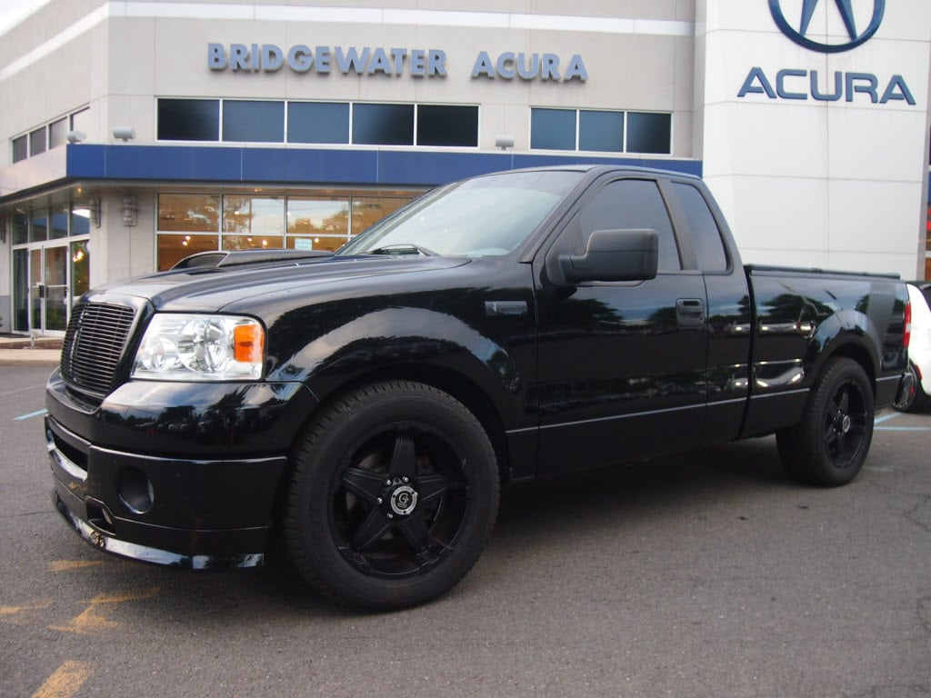 ford f 150 roush nitemare for sale autos post. Black Bedroom Furniture Sets. Home Design Ideas