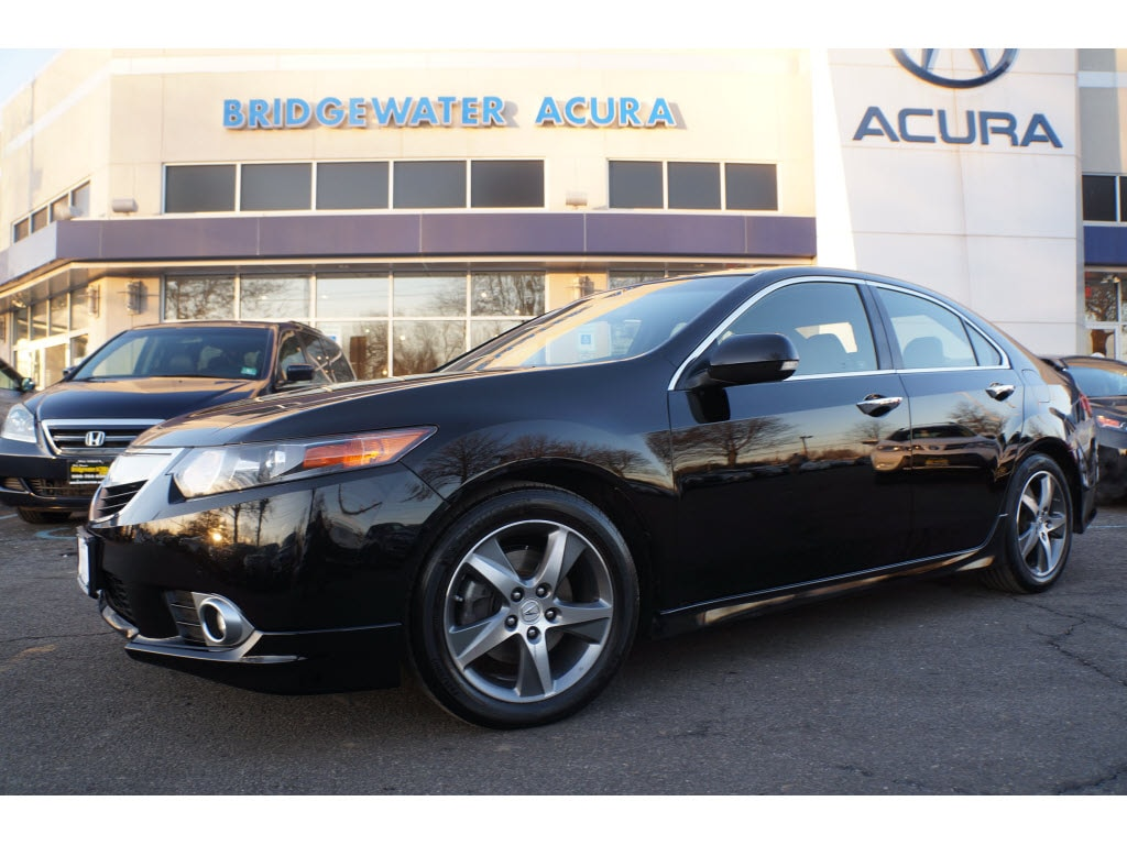 Pre-Owned 2012 Acura TSX Special Edition 6-speed Manual