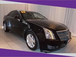 2009 Cadillac CTS Base Sedan