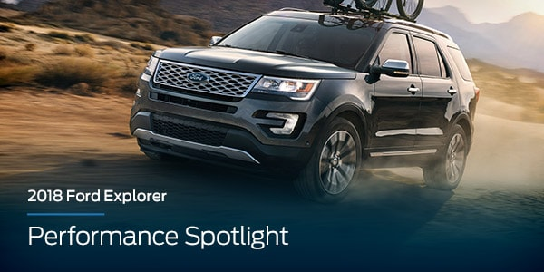 2018 Ford Explorer Performance Spotlight | Bill Walsh Ford | Ottawa, IL