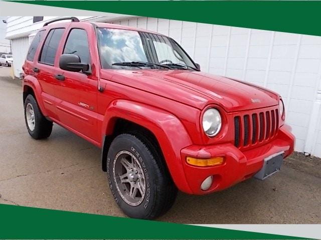 2002 Jeep Liberty Limited SUV
