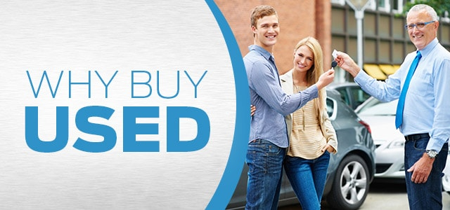 Why Buy a Used Car | Bill Walsh Ford | Ottawa, IL