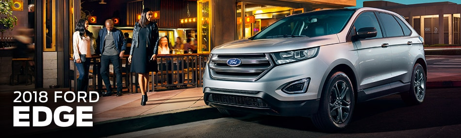 2018 Ford Edge | Bill Walsh Ford | Ottawa, IL