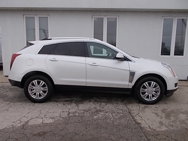 Used 2015 CADILLAC SRX For Sale at Bill Walsh Automotive
