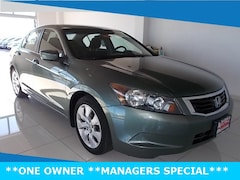 2009 Honda Accord 2.4 EX Sedan