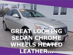 2016 Buick Regal Turbo Sedan