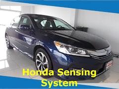 2016 Honda Accord EX w/Honda Sensing Sedan