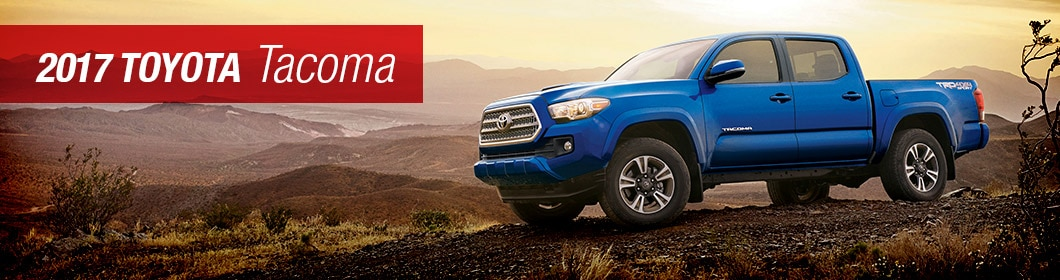 2017 Toyota Tacoma Model Overview