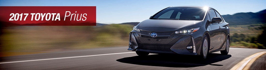 2017 Toyota Prius Model Overview