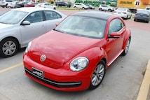 2013 Volkswagen Beetle 2.0L TDI Hatchback