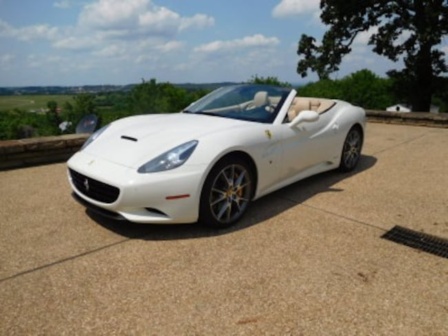 2012 Ferrari California Base Convertible