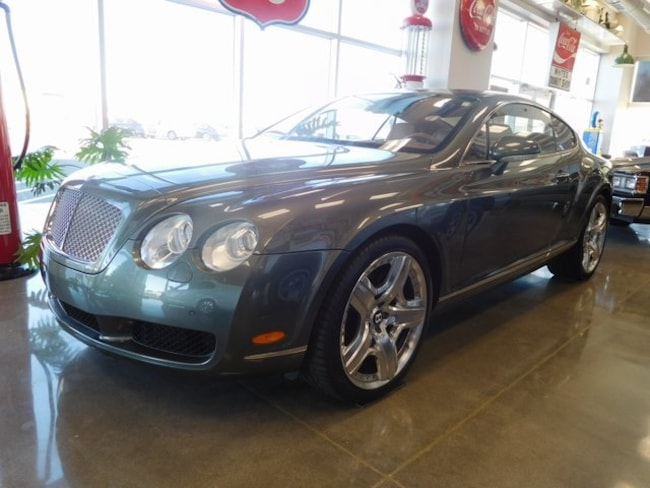 2005 Bentley Continental GT Base Coupe
