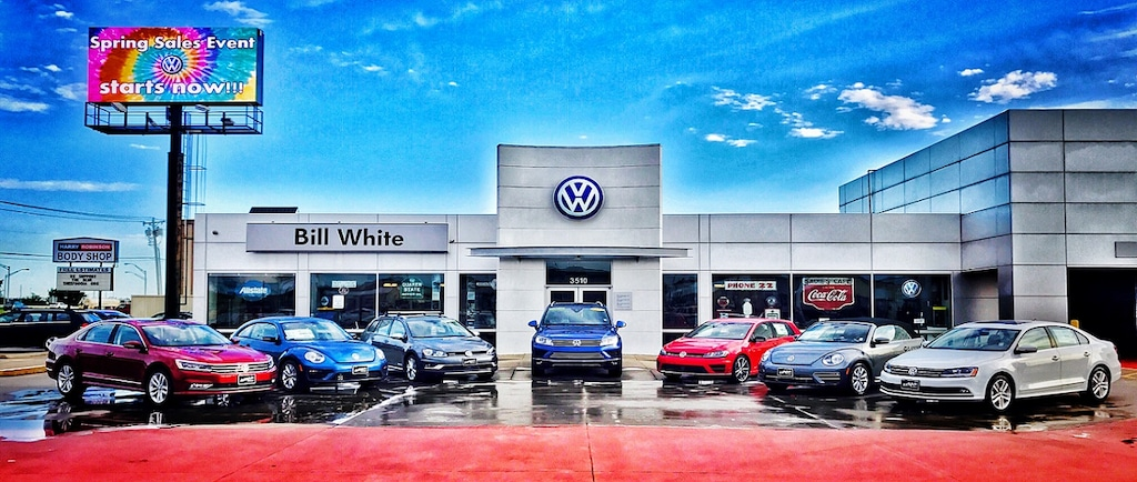 Used Car Dealerships In Fort Smith Ar >> Bill White Imports New Volkswagen Dealership In Ft Smith Ar