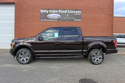 Billy Cain Ford >> New 2019 Ford F 150 For Sale At Billy Cain Ford Lincoln Of
