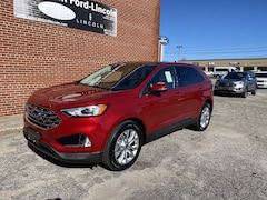 New 2020 Ford Edge Titanium Crossover For Sale in Cornelia, GA
