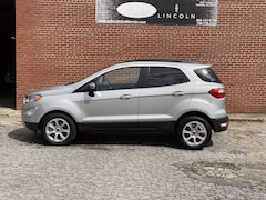 Used 2020 Ford EcoSport SE SUV For Sale in Cornelia, GA