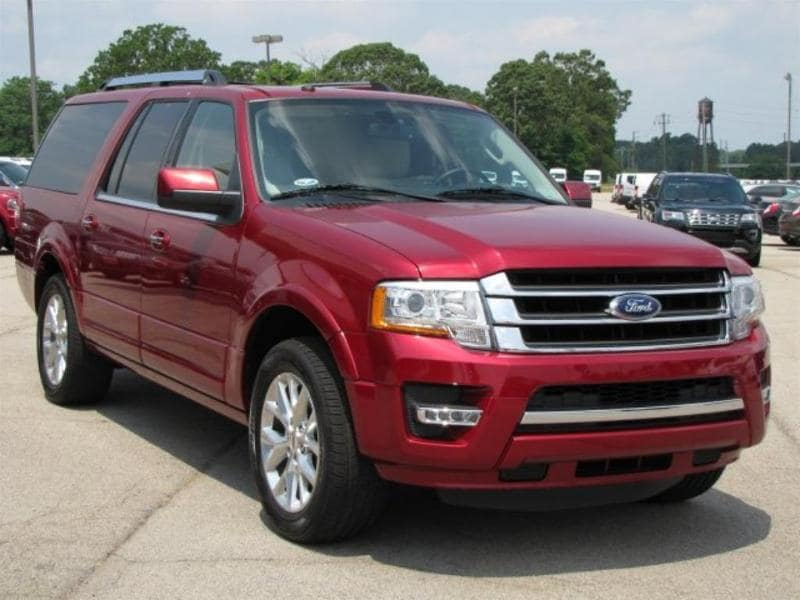 2016 Ford Expedition EL Limited 2WD  Limited
