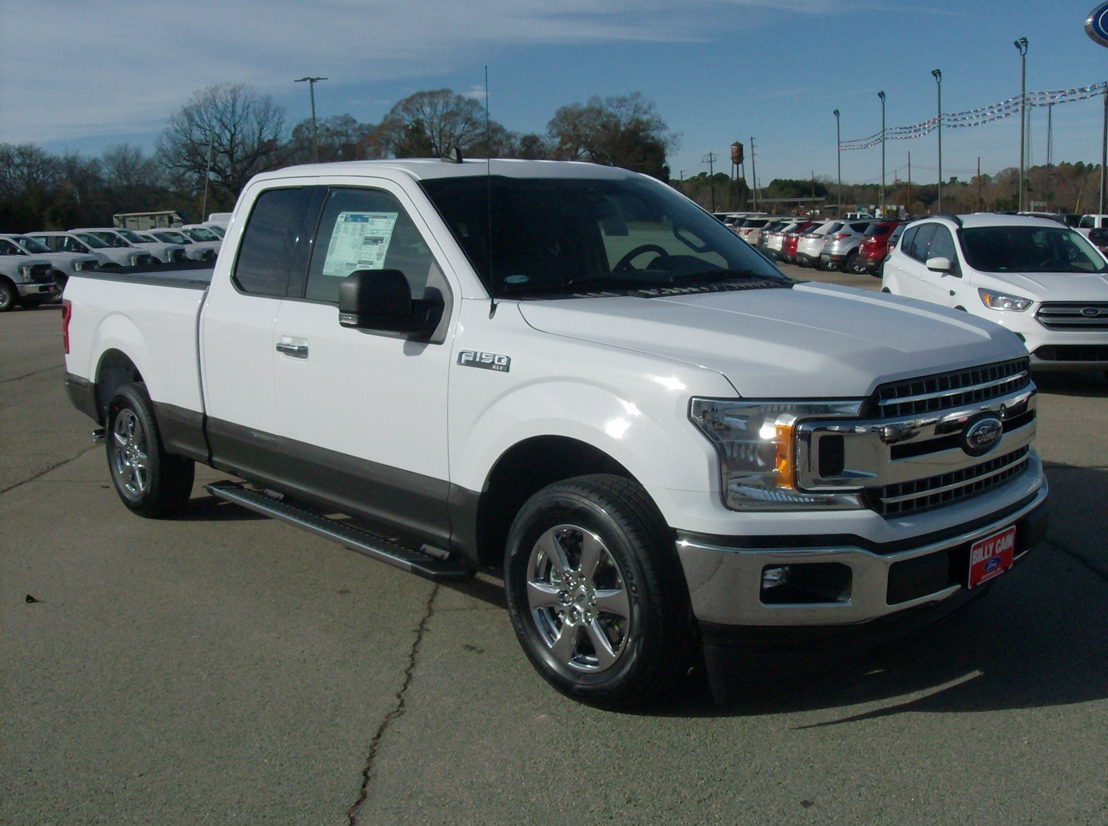 2019 Ford F-150 XLT XLT 2WD SuperCab 6.5 Box