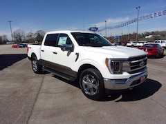 New 2021 Ford F-150 LARIAT LARIAT 4WD SuperCrew 5.5 Box for sale in Commerce GA
